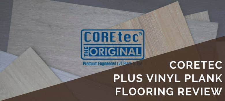 coretec plus vinyl plank review