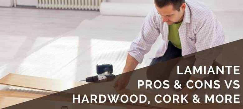 Laminate Flooring Pros Cons Compared To Hardwood Cork Bamboo Vinyl More