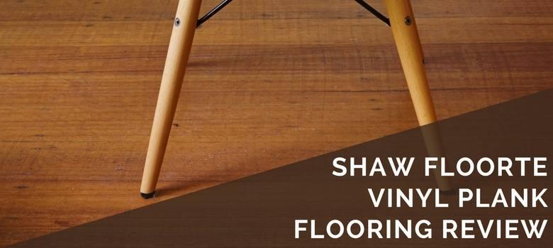 shaw floorte vinyl plank flooring review