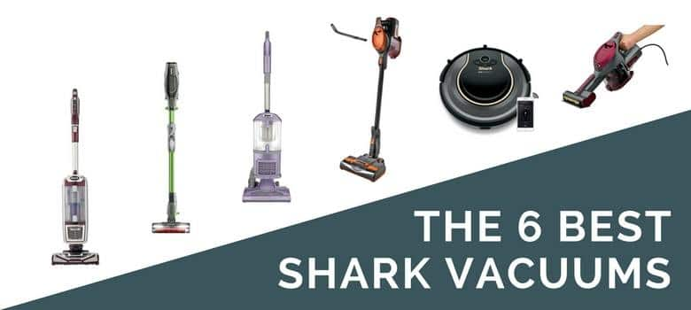 the 6 best shark vacuums