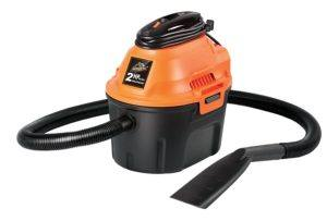 armor all 2 peak hp utility wet/dry vacuum