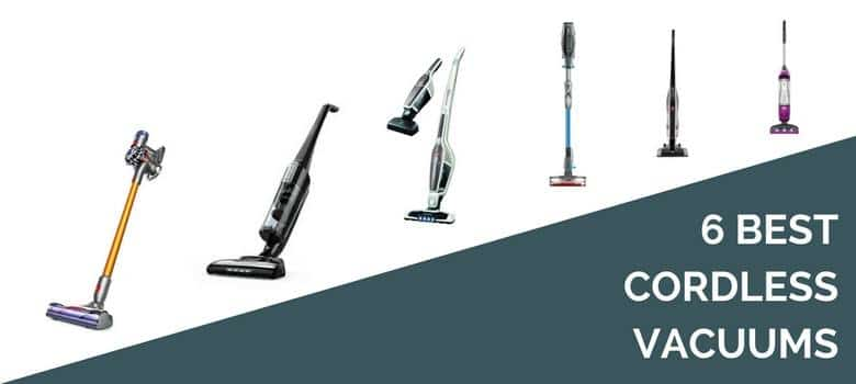 6 best cordless vacuums