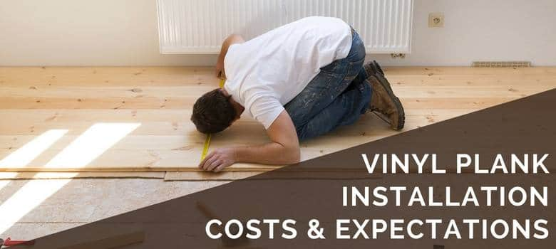 Vinyl Plank Flooring Cost Installation Pricing 2018 Cost Guide