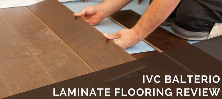 ivc balterio laminate flooring review