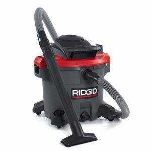 ridgid 1200RV 12-Gallon wet dry vacuum