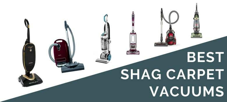 best shag carpet vacuums
