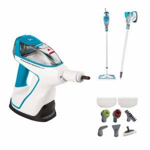 bissell powerfresh slim hardwood floor steam cleaner system