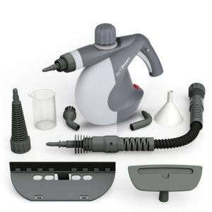 pursteam handheld pressurized steam cleaner