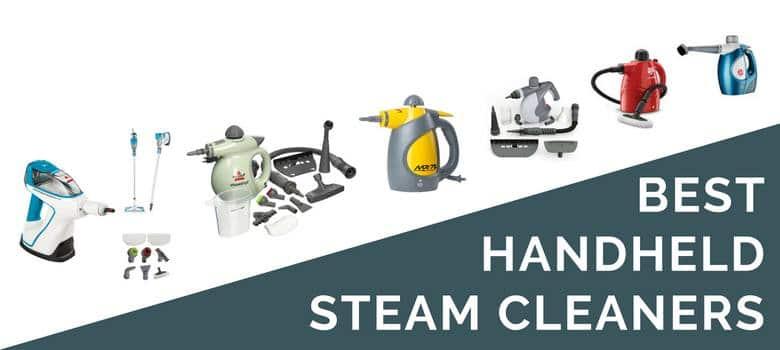 Best Handheld Steam Cleaners