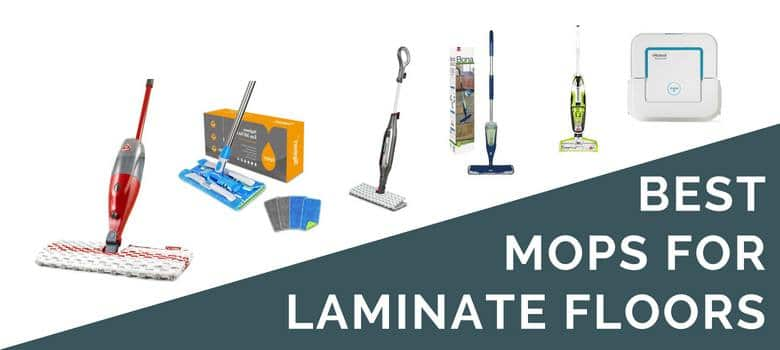 6 Best Mops For Laminate Floors