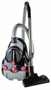 ovente st2000 bagless canister vacuum