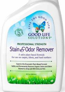 good life solutions professional strength stain and odor remover