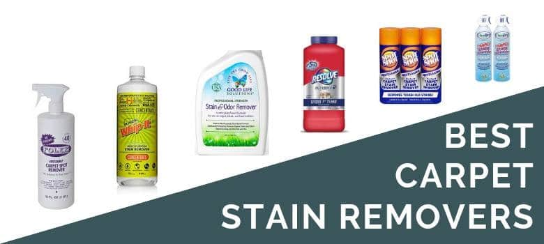 6 Best Carpet Stain Removers 2019 Rankings Amp Reviews
