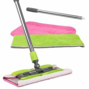 best budget friendly linkyo microfiber floor mop