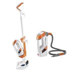 most versatile bissell powerfresh lift off steamer floor mop