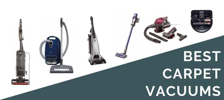 Best Carpet Vacuums