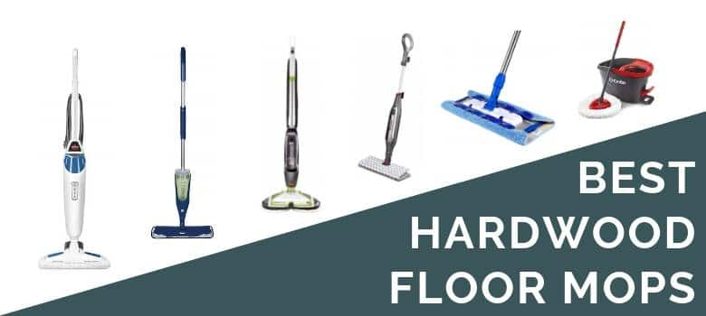 Best Hardwood Floor Mops