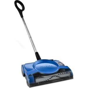 shark rechargeable floor and carpet sweeper