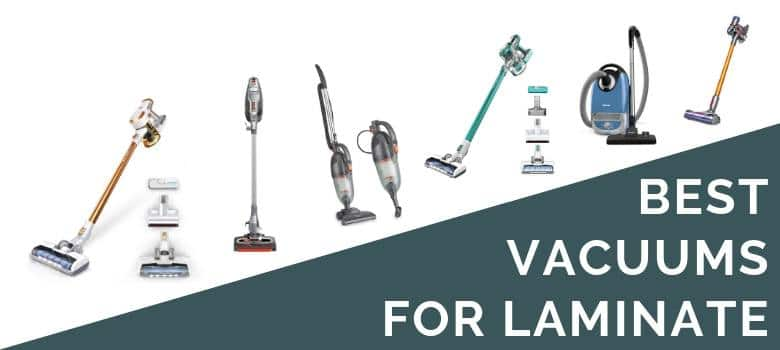 Best Vacuums for Laminate
