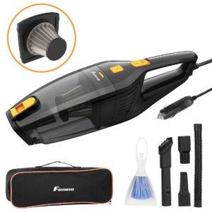 foxnovo portable 12v vacuum cleaner