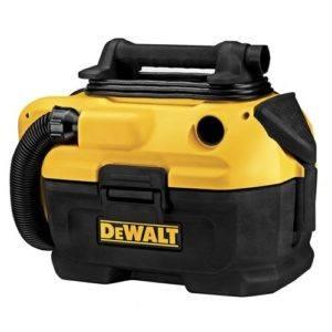 dewalt 18 20 v max wet dry vacuum