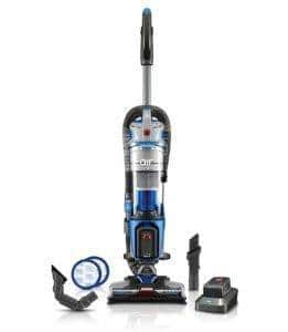 hoover air lift cordless bagless upright