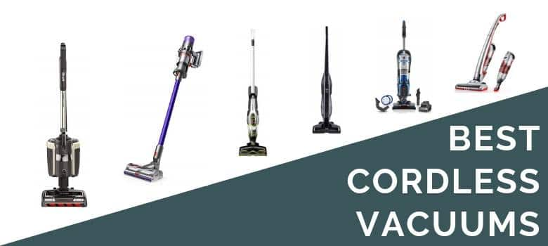 8 Best Cordless Vacuums of 2020