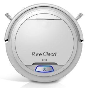 best robot pure clean pucrc25 robot vac