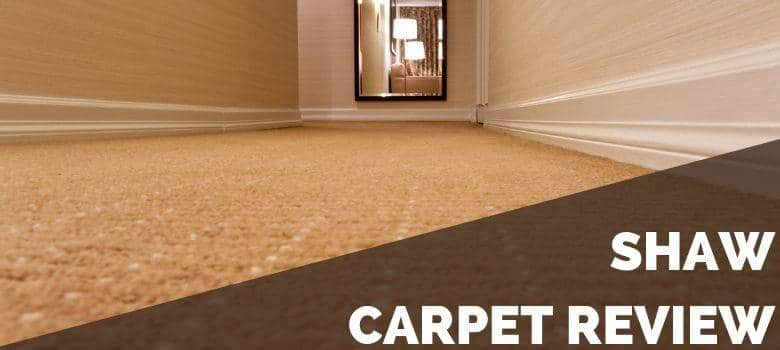 Shaw Carpet Review