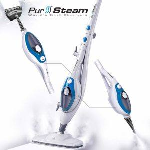 best lightweight pursteam 10 in 1 steam mop