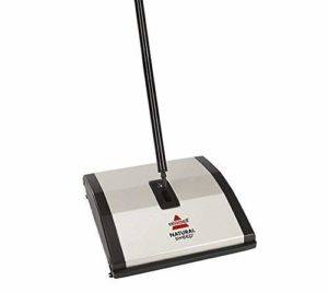 bissell natural sweep carpet and floor sweeper 92n0a