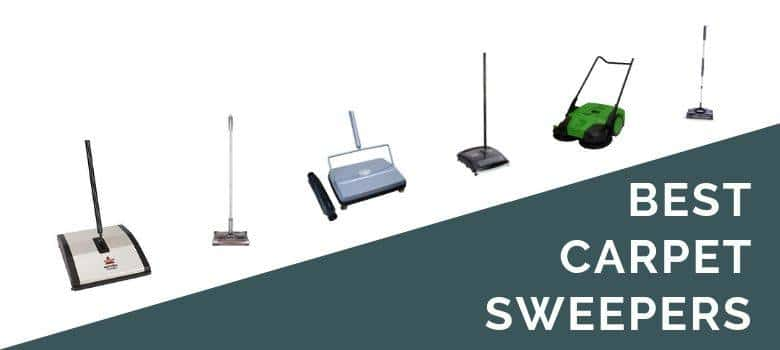 7 Best Carpet Sweepers In 2020 Ranks