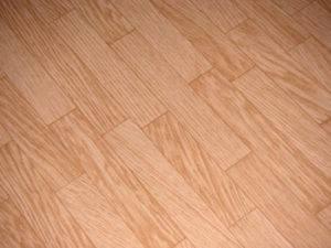 Linoleum Flooring Cons