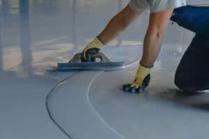 How To Install Epoxy On Concrete