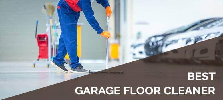 best garage floor cleaner