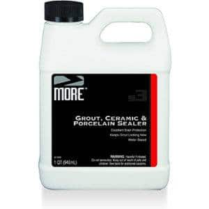 More Grout Ceramic & Porcelain Sealer