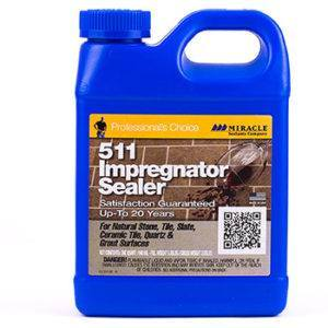 Miracle Sealant Impregnator Penetrating Sealer