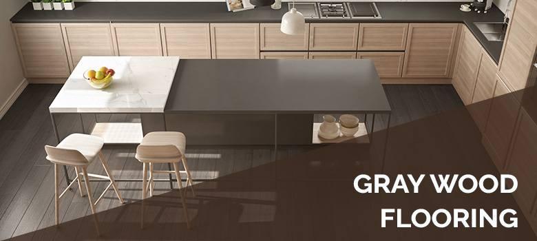 Gray Wood Flooring