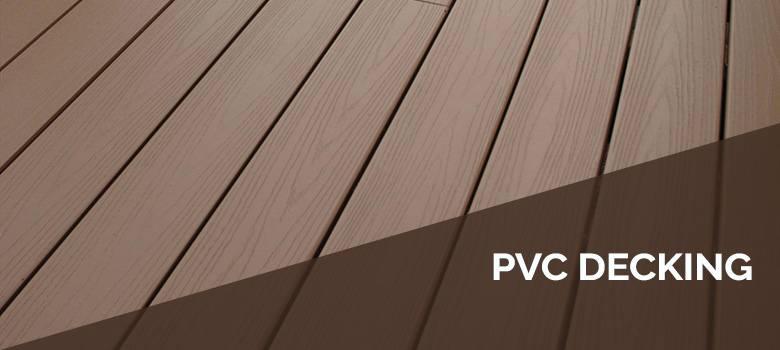 PVC decking