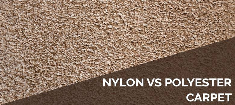 Nylon vs polyester carpet