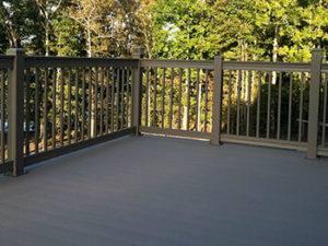 Aluminum Deck Maintenance