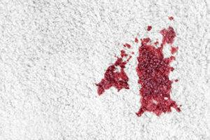How To Remove Blood From Carpets Using Cold Water