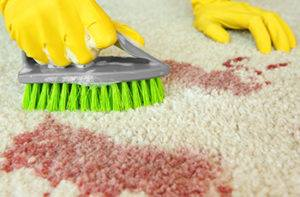 How To Use A Salt Paste To Get Blood Out Of Carpets