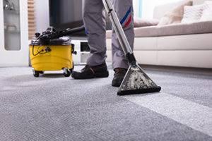 How Does Vinegar Clean Nail Polish Off Carpet?