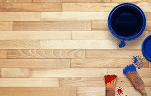 Can You Paint On Or Over Laminate Flooring?