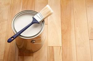 Painting & Sealing Your Laminate Floor