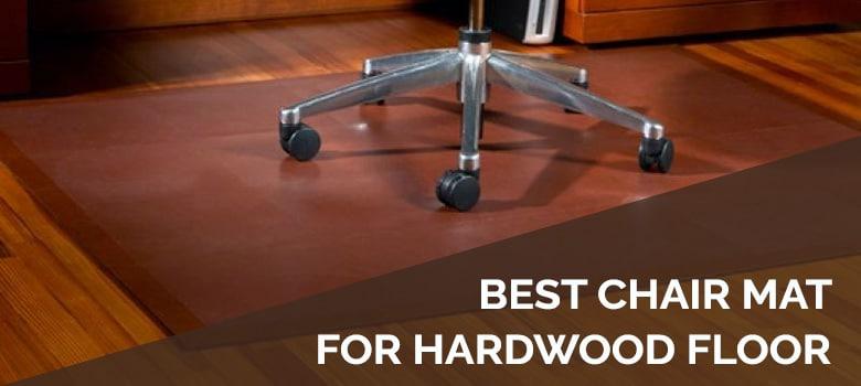 best chair mat for hardwood floor