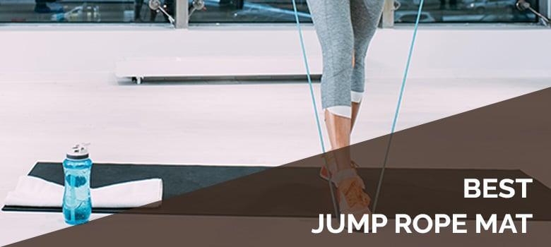 Best Jump Rope Mat