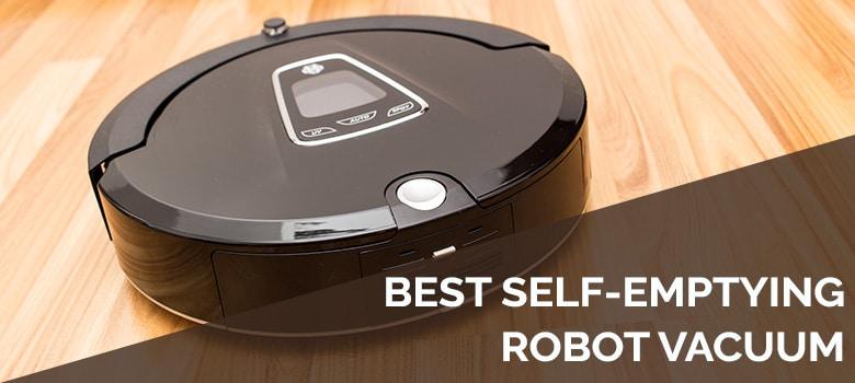 Best Self-Emptying Robot Vacuum
