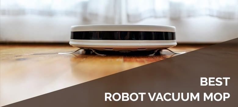 best robot vacuum mop